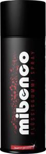 Folyékony gumi spray 400 ML tűzpiros fényes (71413000) mibenco