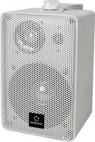 Fali hangszóró 100 W, 90 - 20000 Hz, 1 pár, Renkforce RL100W WH Renkforce