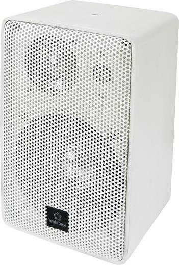 Fali hangszóró 100 W, 90 - 20000 Hz, 1 pár, Renkforce RL100W WH