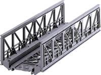 Märklin 07262 H0 Rácstartós híd 1 vágányú H0 Märklin C sín (ágy nélkül) Märklin