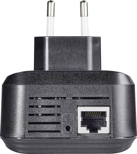 Powerline WLAN hálózati készlet 500 Mbit/s renkforce PL500D WiFi