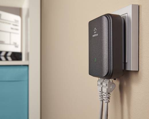 Powerline önálló adapter 500 Mbit/s renkforce PL500D Duo