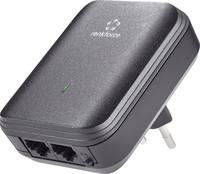 Powerline, konnektoros internet átvivő bővítő egység 500 Mbit/s, Renkforce PL500D Duo (RF-3897930) Renkforce