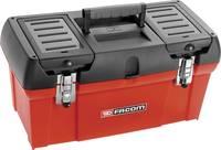 Facom BP.C24 Szerszámos láda tartalom nélkül Műanyag Piros, Fekete Facom