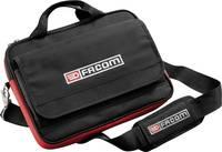"""Notebook táska, max. 38,1 cm (15"""") fekete/piros, Facom Facom"""