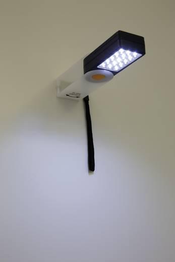 LED-es kihajtható kézilámpa, elemes, 45lm 80g, Basetech