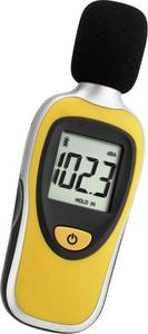 Decibel mérő, zajszintmérő 31.5 - 8000 Hz 30 - 130 dBA TFA 31.2003.13 TFA Dostmann