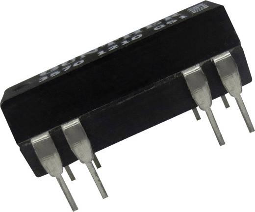 Reed relé 2 záró 5 V/DC 0,5 A 10 W DIP-14 Comus 3572-1220-053