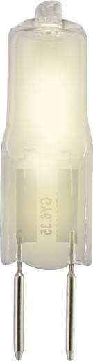 Halogén izzó 41 mm 12 V GY6.35 40 W melegfehér, dimmelhető, sygonix