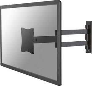 "Monitor fali tartó 25,4 cm (10"") - 68,6 cm (27"") Dönthető + forgatható NewStar FPMA-W830BLACK NewStar"