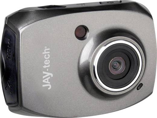 Akciókamera érintőkijelzővel, vízálló, ütésálló, porvédett, JayTech D-528 Full HD