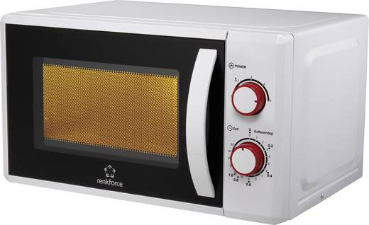 Mikrohullámú sütő, 700 W renkforce 9364c1