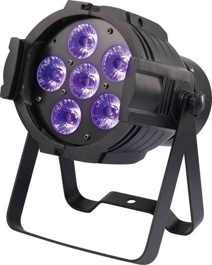 LED-es PAR fényszóró 6 LED-del, Renkforce RDM PAR 6 x 10 W