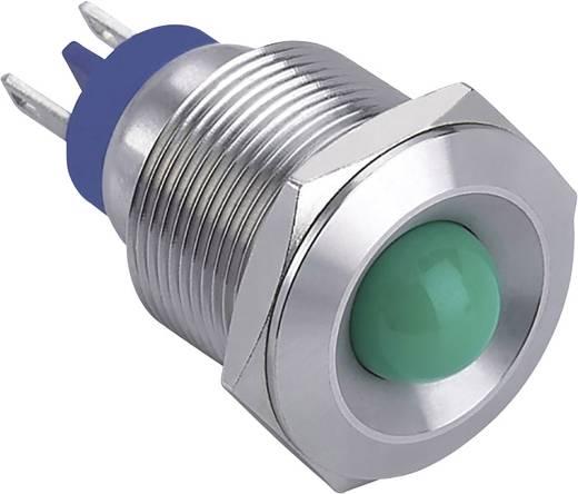 LED-es jelzőlámpa, Piros 12 V GQ19B-D/J/R/12V/S