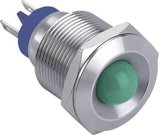LED-es jelzőlámpa, Fehér 12 V GQ19B-D/J/W/12V/S