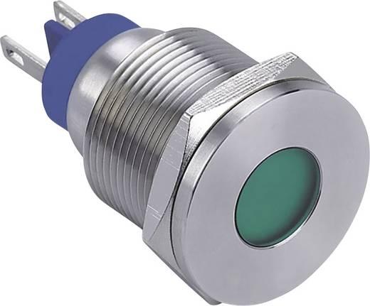 LED-es jelzőlámpa, Piros 12 V GQ19F-D/J/R/12V/S