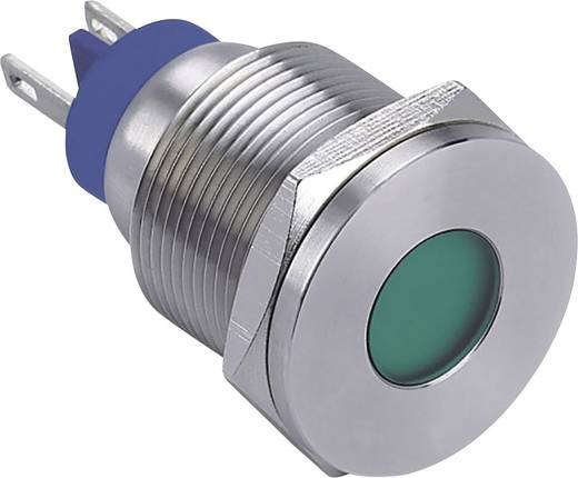 LED-es jelzőlámpa, Kék 12 V GQ19F-D/J/B/12V/S