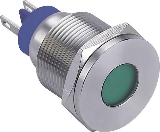 LED-es jelzőlámpa, Fehér 12 V GQ19F-D/J/W/12V/S