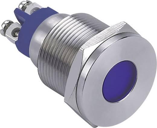 LED-es jelzőlámpa, Piros 12 V GQ19F-D/R/12V/S