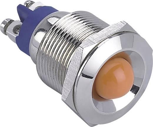 LED-es jelzőlámpa, Kék 12 V GQ19B-D/B/12V/N
