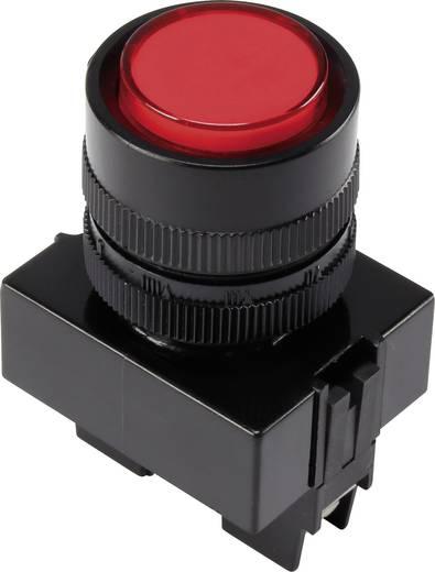 LED-es jelzőlámpa, Piros 12 V Y090E-DS/R/12V