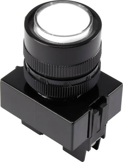 LED-es jelzőlámpa, Fehér 12 V Y090E-DS/W/12V