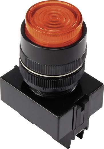LED-es jelzőlámpa, Narancs 12 V Y090E-D/O/12V