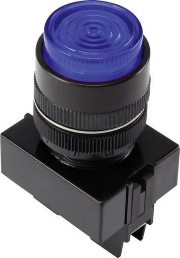 LED-es jelzőlámpa, Kék 12 V Y090E-D/B/12V
