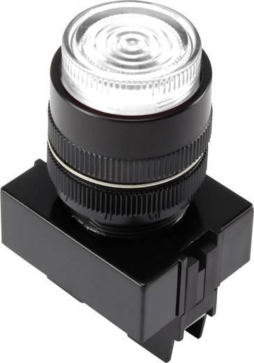 LED-es jelzőlámpa, Fehér 12 V Y090E-D/W/12V