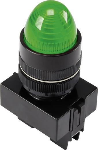 LED-es jelzőlámpa, Zöld 12 V Y090E-BDS/G/12V