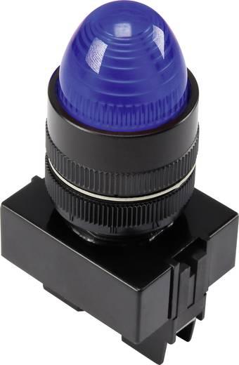 LED-es jelzőlámpa, Kék 12 V Y090E-BDS/B/12V