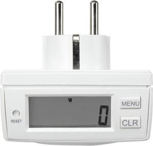 Energiafogyasztás mérő, LCD 0,00-9999,99 kWh, Basetech Energy Monitor 2000 (EM 2000) Basetech