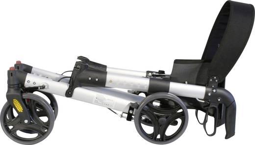 Összecsukható alumínium rollátor, járókeret Scala AL9269