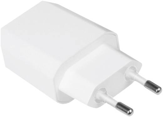 Hálózati USB töltő adapter 115-230V/AC 1000mA LogiLink PA0093