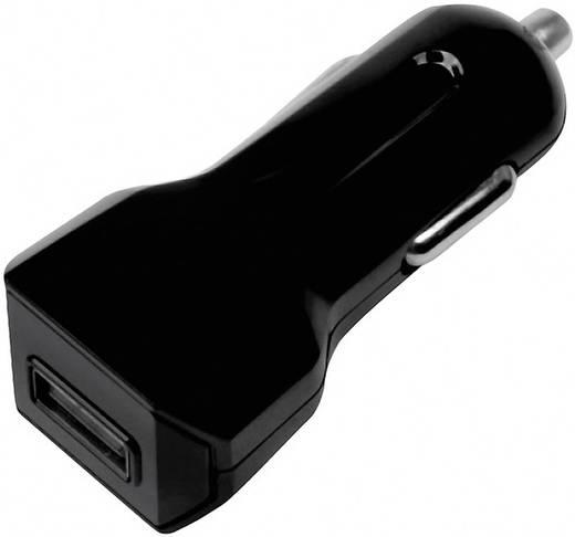 Szivargyújtós USB töltő, max. 1200mA LogiLink PA0100