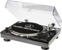 DJ lemezjátszó Audio Technica LP-120 USB HC BK Közvetlen meghajtás Audio Technica