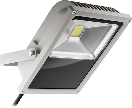 LED-es kültéri fényszóró 35 W Hidegfehér Goobay 30648 Szürke