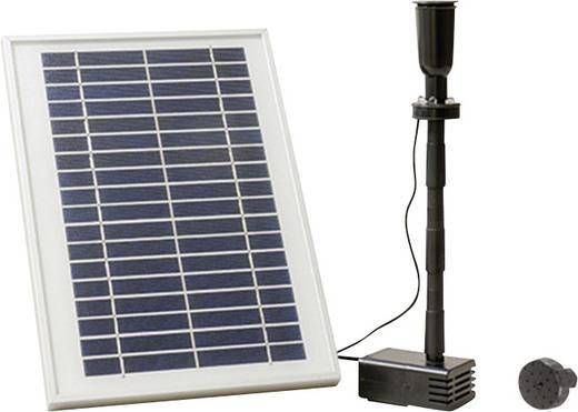 Napelemes szökőkút szivattyú rendszer, Solar Trend Capri 01244