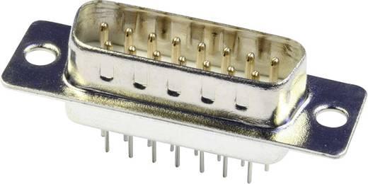 D-SUB tűs kapocsléc 180 °, pólusszám: 15 forrcsúcs, econ connect ST15PV