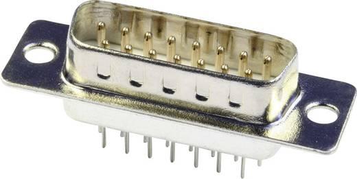 D-SUB tűs kapocsléc 180 °, pólusszám: 37 forrcsúcs, econ connect ST37PV