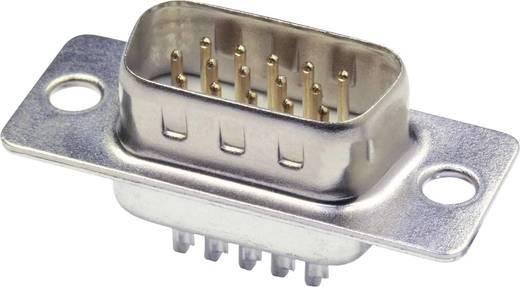D-SUB tűs kapocsléc 180 °, pólusszám: 62 econ connect ST62HD