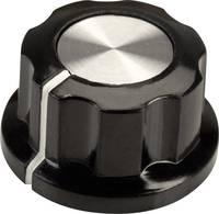 SCI RN-99E(6.4mm) Forgatógomb Fekete, Fehér (Ø x Ma) 22.9 mm x 12.7 mm 1 db SCI