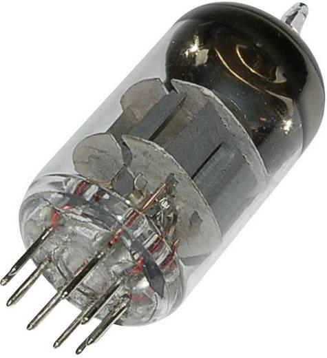 Elektroncső ECC 88 = 6 DJ 8 = 6922, pólusszám 9, novál foglalat, Kettős trióda