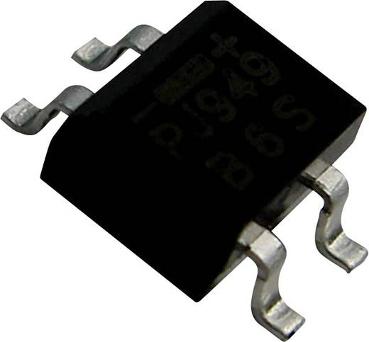 Híd egyenirányító PanJit TB2S Ház típus MICRO DIP/TDI Névleges áram 1 A U RRM (V) 200 V