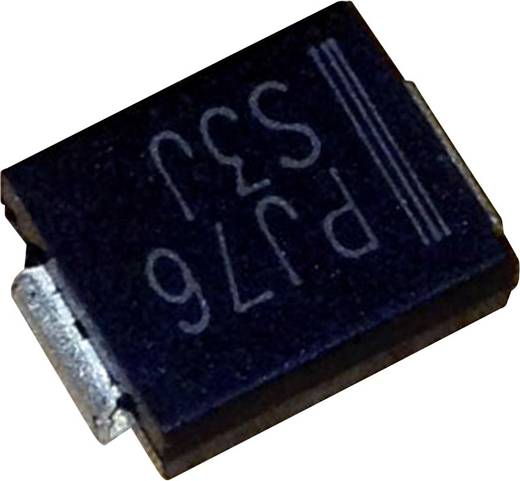 Schottky dióda PanJit MB320 Ház típus SMC/DO-214AB I(F) 3 A Feszültség 200 V