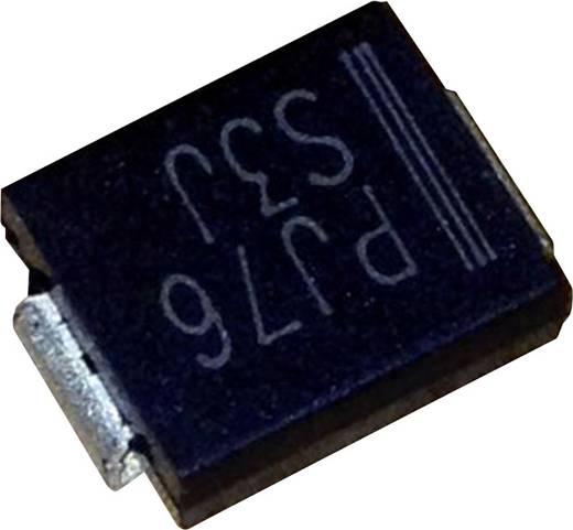 Schottky dióda PanJit SK56L Ház típus SMC/DO-214AB I(F) 5 A Feszültség 60 V