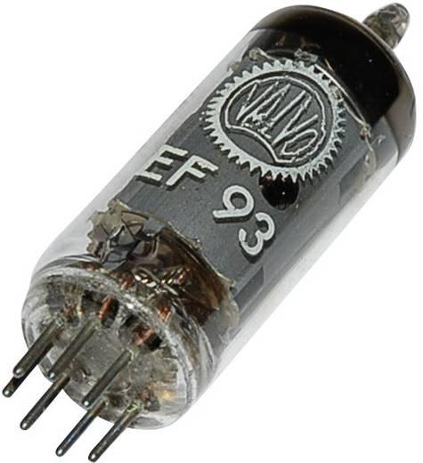 Elektroncső EF 93 = 6 BA 6, pólusszám 7, RF pentóda