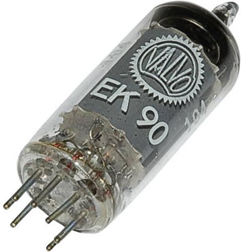 Elektroncső EK 90 = 6 BE 6, pólusszám 7, Heptóda