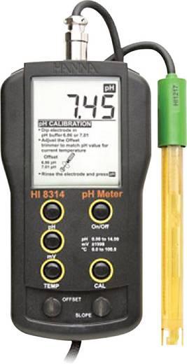 Hanna Instruments HI 8314 pH, ORP és hőmérséklet mérő