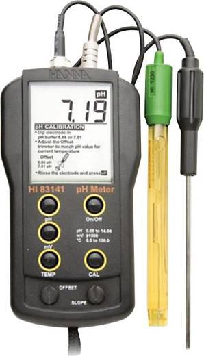 Hanna Instruments HI 83141 pH, ORP és hőmérséklet mérő